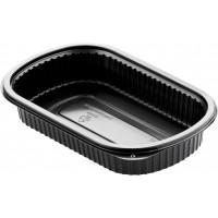 Контейнеры Meal box, прямоугольные, 1 секц, 800мл