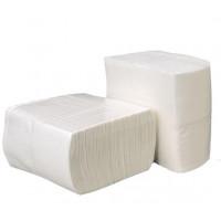 Салфетки для настольных диспенсеров  h 15,5(20*15,5)  2 сл белый  х 40