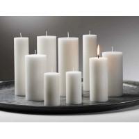 Свечи цилиндрические, 130х60мм, 40 часов горения