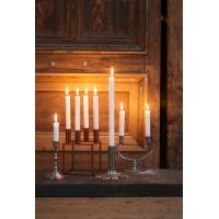 Свечи Прованс, стеарин,  350х22мм, 13 часов горения, белые